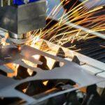 انواع روشهای برش فلزات توسط لیزر