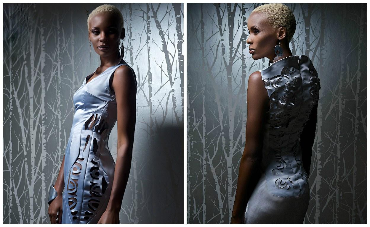 استفاده از برش لیزر در طراحی لباس