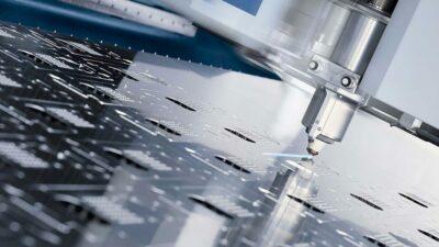 انواع دستگاه برش لیزری