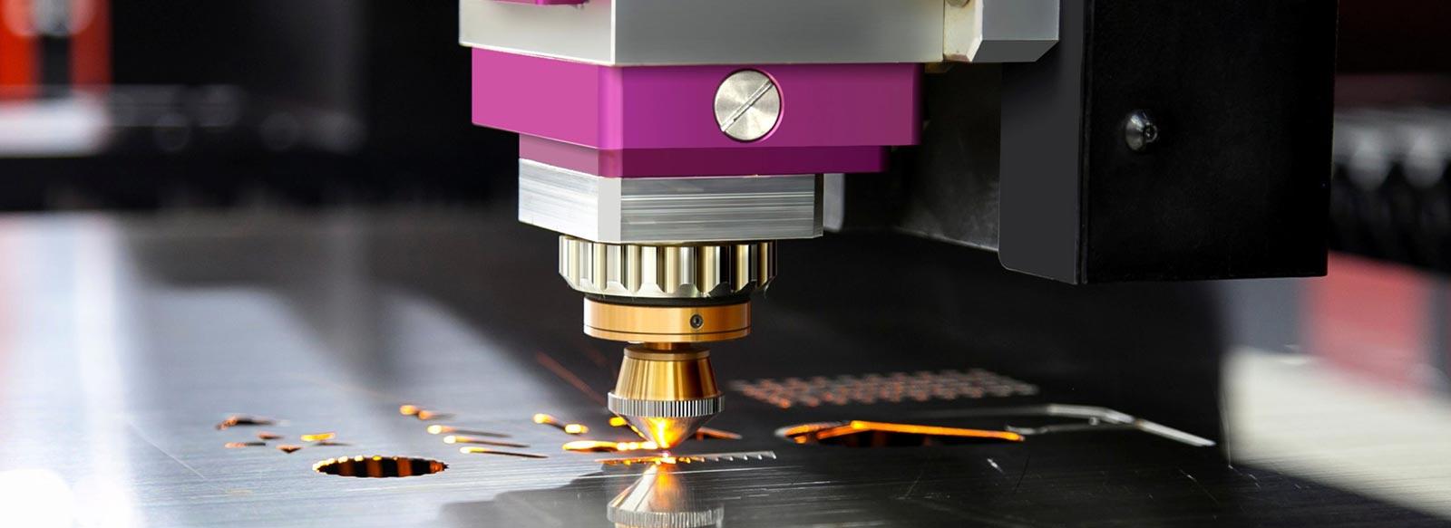 برش لیزر فلزات در مجموعه شیت لیزر